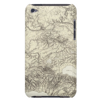 NE California and NW Nevada iPod Touch Cases
