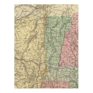 NE United States Postcard