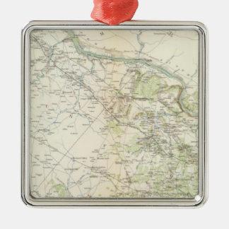 NE Virginia, Washington 1 Metal Ornament