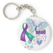 NEAD PNES awareness keychain