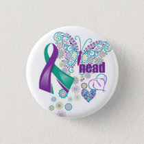 NEAD PNES PNEA awareness pin button
