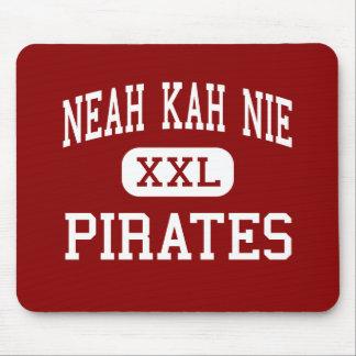 Neah Kah Nie - piratas - alto - playa de Rockaway Mousepads
