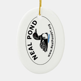 Neal Pond Ornament
