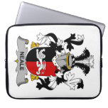 Neale Family Crest Laptop Computer Sleeves