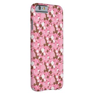 Neapolitan Dots 02-Pink Dark-iPhone 6 Case