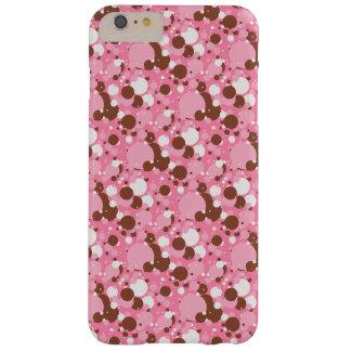 Neapolitan Dots 02-Pink Dark-iPhone 6 Plus Case