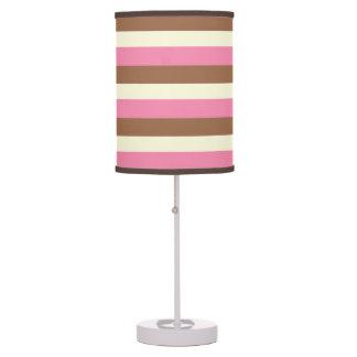 Neapolitan Ice Cream Desk Lamp