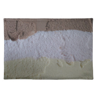 Neapolitan Ice Cream Placemat