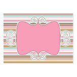 Neapolitan Large Business Cards (Pack Of 100)