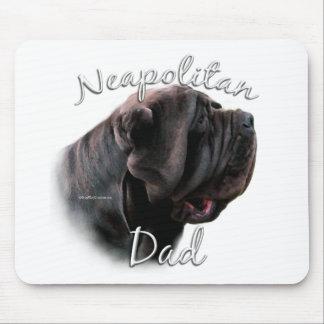 Neapolitan Mastiff Dad 2 Mouse Pad