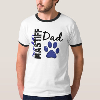 Neapolitan Mastiff Dad 2 T-Shirt