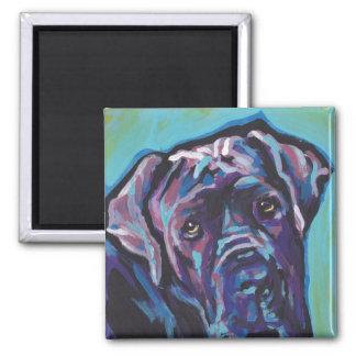 neapolitan Mastiff Dog Pop Art Magnet