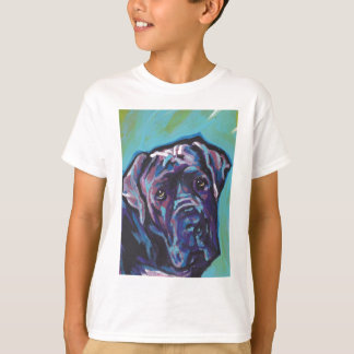 neapolitan Mastiff Dog Pop Art T-Shirt