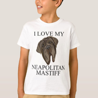 NEAPOLITAN MASTIFF Love! T-Shirt