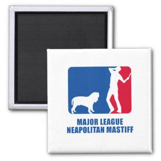 Neapolitan Mastiff Fridge Magnets