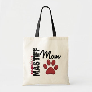 Neapolitan Mastiff Mom 2 Tote Bag