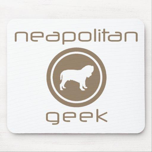Neapolitan Mastiff Mouse Pad