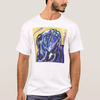 Neapolitan Mastiff Pop art t shirt
