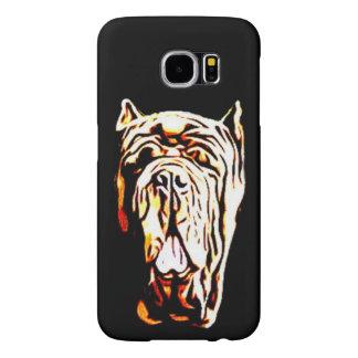 Neapolitan Mastiff Samsung Galaxy S6 Case