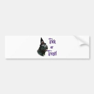 Neapolitan Mastiff Trick Bumper Sticker