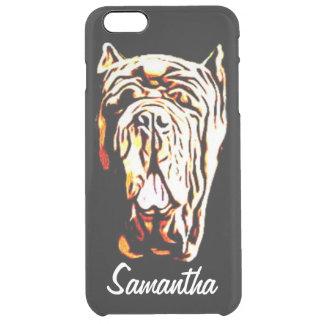 Neapolitan Mastiff Uncommon Clearly™ Deflector iPhone 6 Plus Case