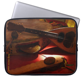 Neapolitan song / Canzone Napoletana - 01 Laptop Sleeve