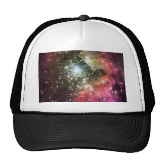 Near a Red Star Trucker Hat
