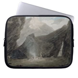 Near Chiavenna in the Grisons, c.1779 (w/c, black Computer Sleeve