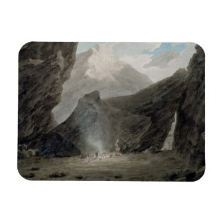 Near Chiavenna in the Grisons, c.1779 (w/c, black Magnet