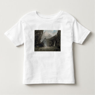 Near Chiavenna in the Grisons, c.1779 (w/c, black Toddler T-shirt