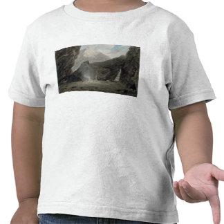 Near Chiavenna in the Grisons, c.1779 (w/c, black T-shirt
