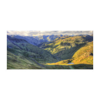 Near Cinnamon Pass Gallery Wrapped Canvas