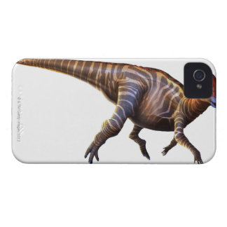 Near-Crested Lizard iPhone 4 Cases