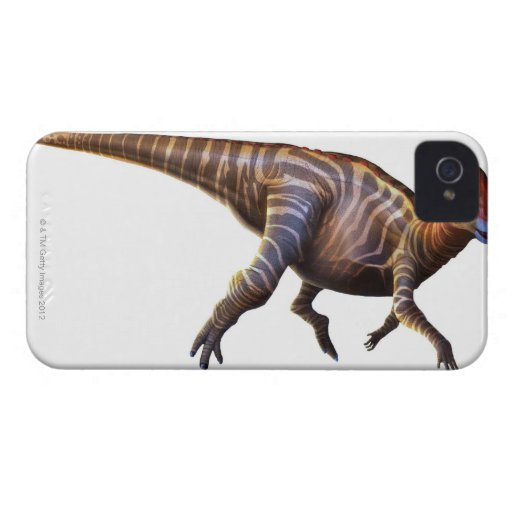 Near-Crested Lizard iPhone 4 Case-Mate Case