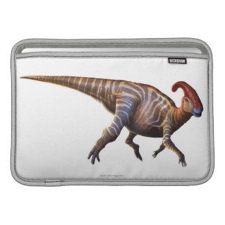 Near-Crested Lizard MacBook Sleeves