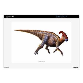 "Near-Crested Lizard Skin For 15"" Laptop"