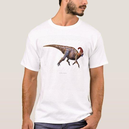 Near-Crested Lizard T-Shirt