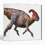 Near-Crested Lizard Vinyl Binders