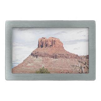 Near Dead Horse Point State Park, Utah, USA 1 Rectangular Belt Buckle