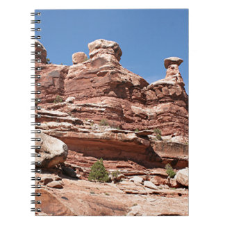 Near Dead Horse Point State Park, Utah, USA 2 Notebook