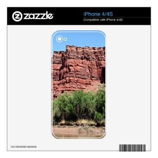 Near Dead Horse Point, Utah 5 Skin For iPhone 4