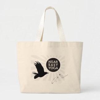Near East Yoga shwag Jumbo Tote Bag