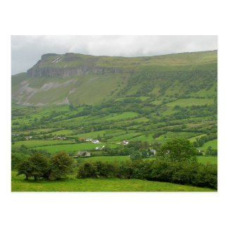 Near Glencar Lough In Ireland Postcard