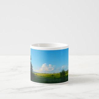 Near Moscow Idaho Espresso Cup