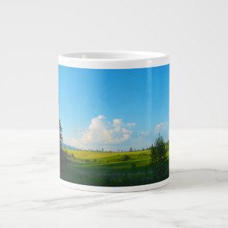 Near Moscow Idaho Large Coffee Mug