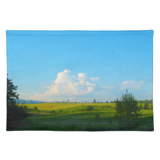Near Moscow Idaho Placemat