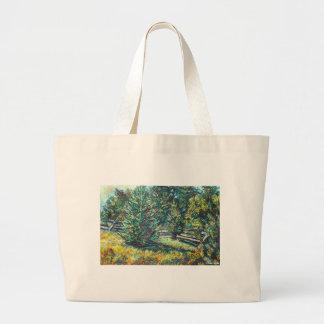 Near Smith Plantation Canvas Bag