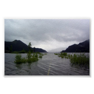 Near Snoqualmie, Cascades - Washington Print