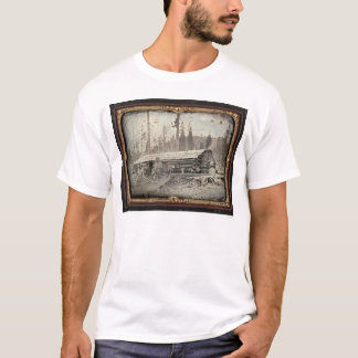 Near Sugar Loaf Hill, 1852 by Starkweath T-Shirt