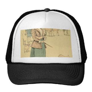 Near the Arc de Triomphe 1890 Trucker Hat
